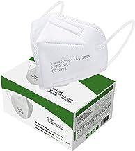 FFP2 Gezichtsmasker, (20 stuks - individueel verpakt) , 5-laags beschermende FFP2 Maskers, CE gecertificeerd EN149 Standaard