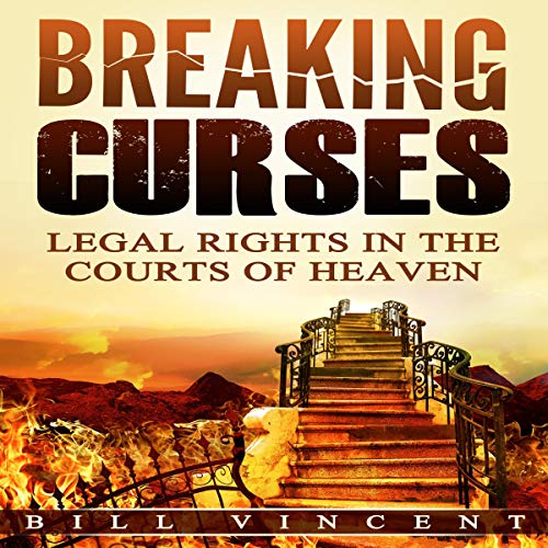 Breaking Curses Audiobook By Bill Vincent cover art
