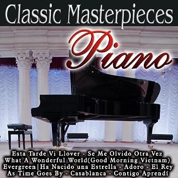 Classic Masterpieces Piano