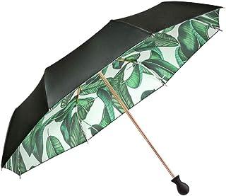 RXY-傘 傘のアルミ合金の紫外線保護Rainproof携帯用折りたたみ傘 (Color : B)