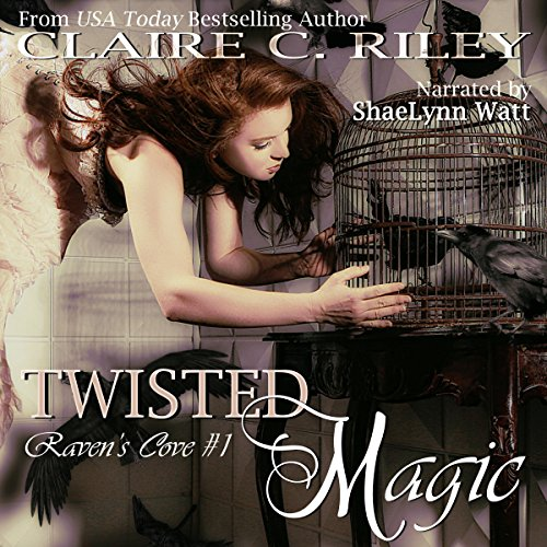 Twisted Magic audiobook cover art