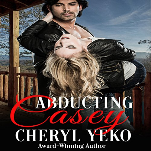 Abducting Casey audiobook cover art