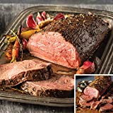Premium Roast Package from Omaha Steaks (Chuck Tender Beef Roast and Eye of Round Roast)