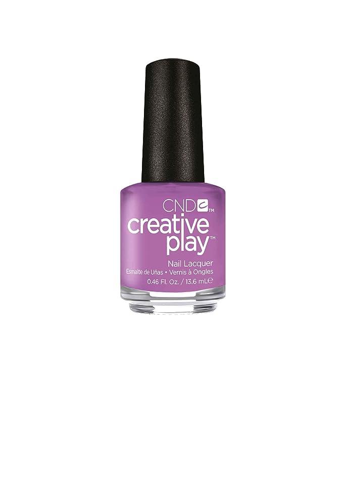 ニュージーランド重要な役割を果たす、中心的な手段となる西部CND Creative Play Lacquer - A Lilac-y Story - 0.46oz / 13.6ml
