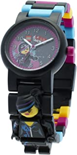 LEGO Kids' LEGO Movie Plastic Minifigure Link Watch