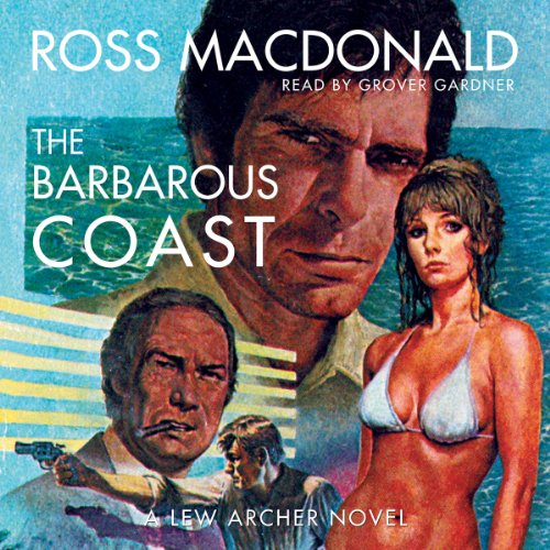 The Barbarous Coast audiobook cover art