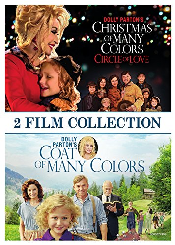 Dolly Parton's Coat of Many Colors/Christmas of Many Colors: Circle of Love (2 Film Collection) (DVD)