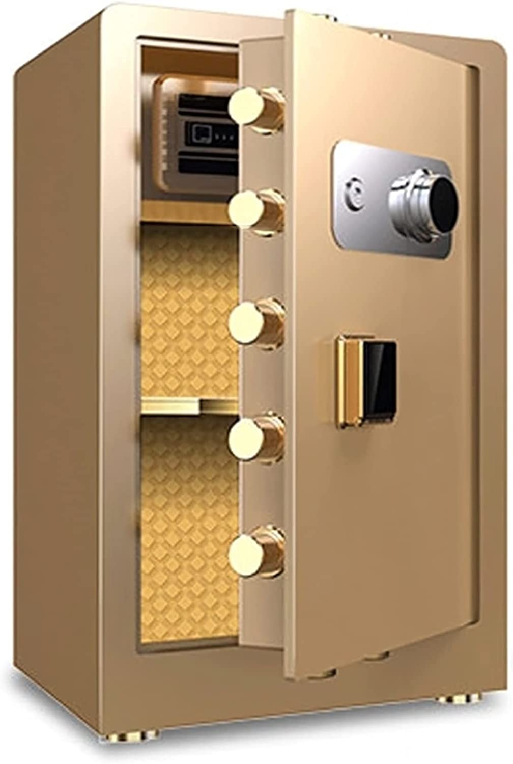 Safes Home Office Hotel High quality Fireproof Dep Box Steel Cash Ranking TOP13 Heavy-Duty