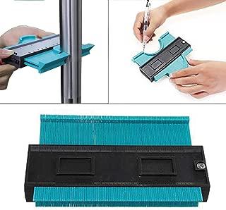Profile Measuring Tool, Irregular Profile Measuring Gauge,Copy Gauges,Carpenter's Measurement, Duplicator Tool, 5 inch
