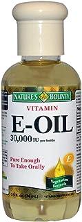 Mature's Bounty E Oil 30000 Iu 74 Ml