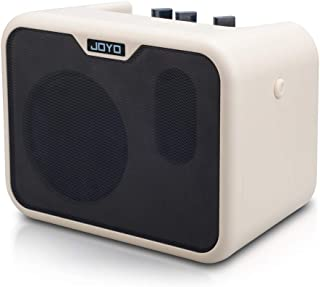 JOYO MA-10B 10Watt Dual Channel Bass Guitar Amplifier, Portable Mini Electric Bass Amp designed for Different Music Instruments