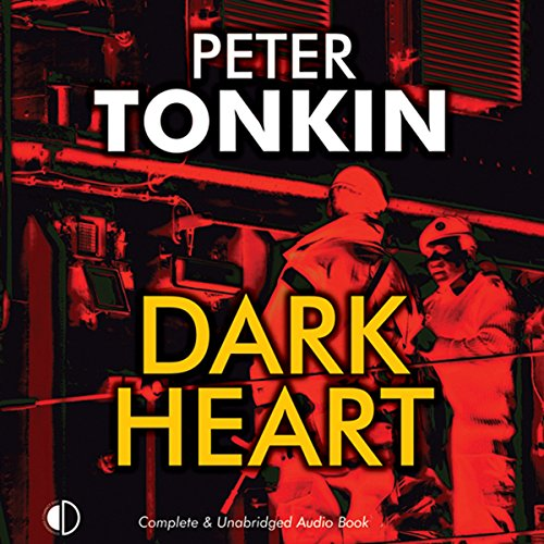 Dark Heart audiobook cover art