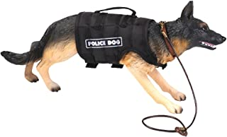 1/6 Scale Police Dog For 12