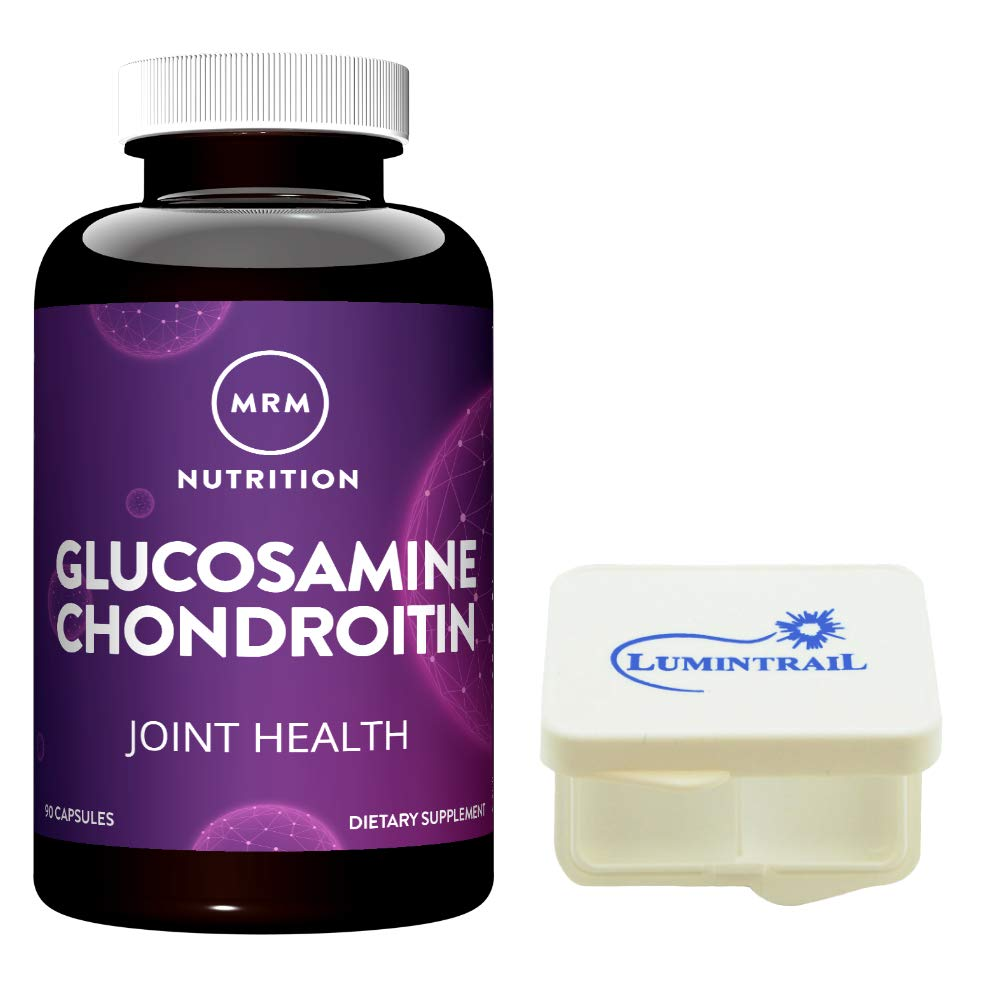 MRM Glucosamine Chondroitin Supplement Lumintrail