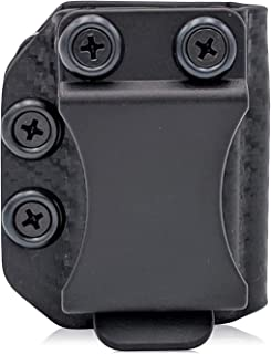 Concealment Express Single IWB/OWB KYDEX Magazine Holster/Mag Carrier - Adj. Retention - US Made