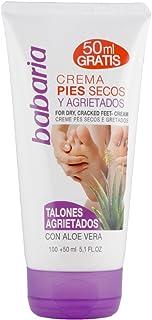 Babaria - Crema pies secos y agrietados- 150 ml