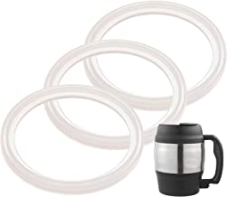 3-Pack of Bubba (R) 52 oz Mug -Compatible Gaskets/Seals/Rings - BPA-/Phthalate-/Latex-Free - Replacements for 52 Ounce Classic Insulated Desk Coffee Mug - By IMPRESA