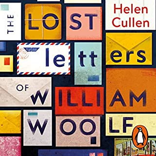 The Lost Letters of William Woolf cover art