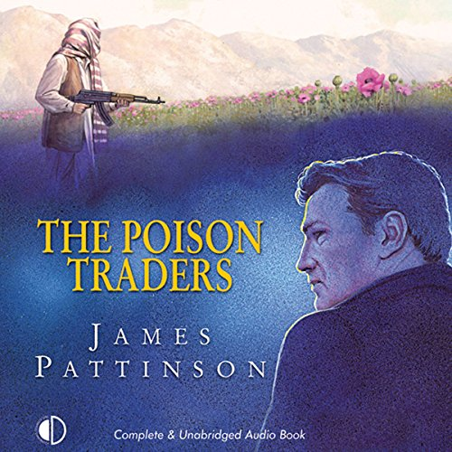 The Poison Traders audiobook cover art