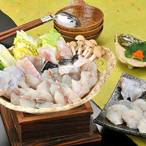 築地魚群 ふぐちりセット(5人前)