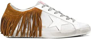 Golden Goose Luxury Fashion Womens G35WS590S15 White Sneakers | Fall Winter 19