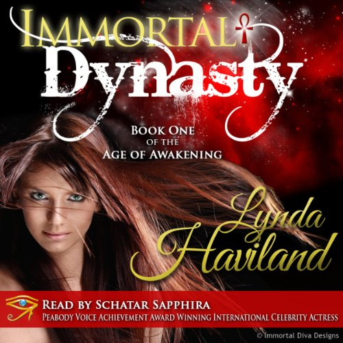 Immortal Dynasty audiobook cover art