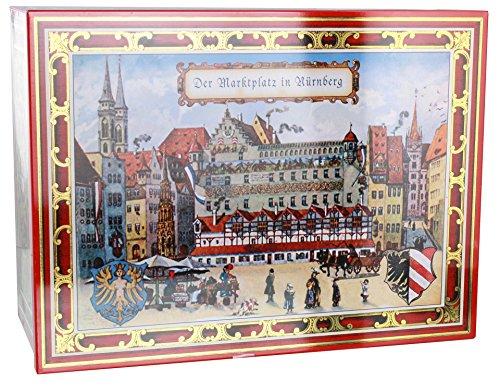 Haeberlein-Metzger - Hauptmarkt Anno 1863 Dose Lebkuchenmischung - 1600g