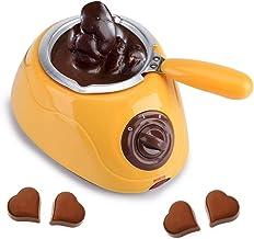 Melting Pot Au Chocolat - Melting Pot Électrique - Machine à Fondre Le Fromage - Diy Lovely Chocolate - Outil de Cuisine -...