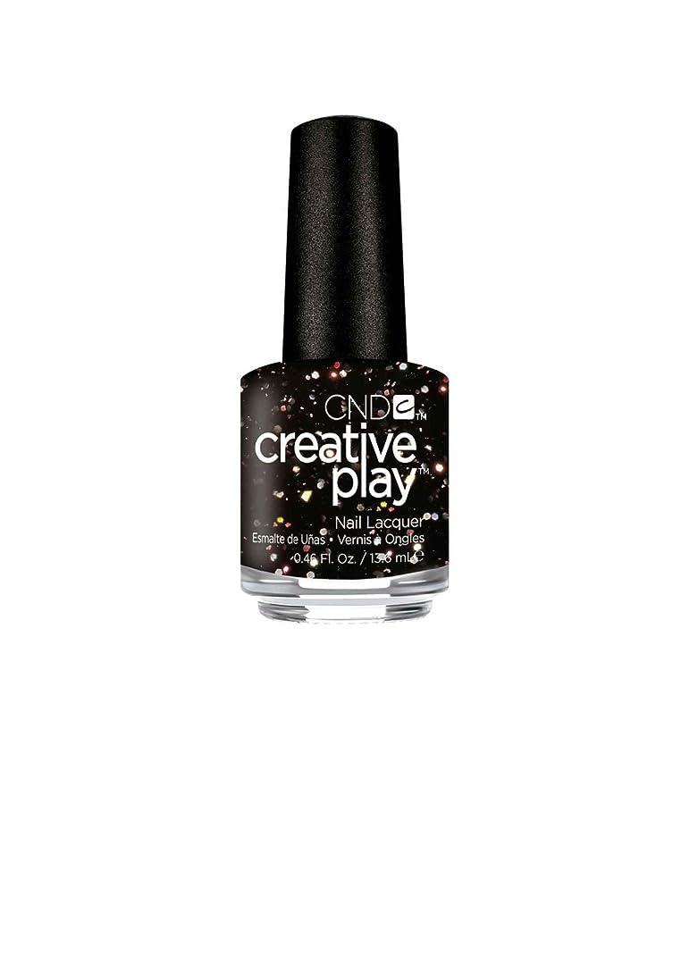 オン優れた孤独CND Creative Play Lacquer - Nocturne it Up - 0.46oz / 13.6ml