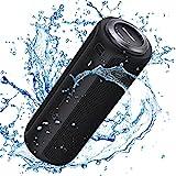 Cassa Bluetooth Portatile Potente SONGLOW: 40W HD Stereo Altoparlante Bluetooth 5.0 Impermeabile IPX7...