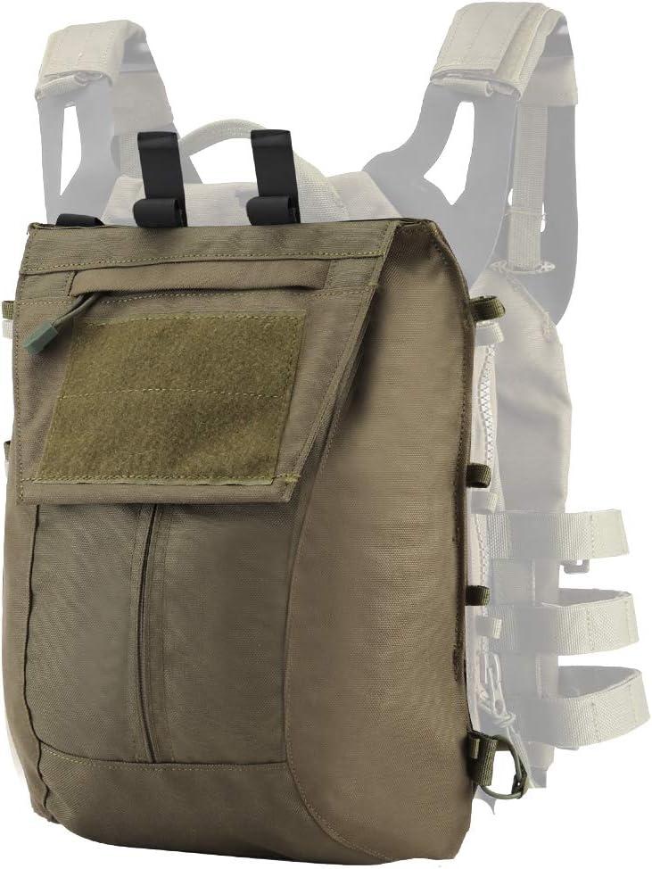 本日の目玉 Tactical Pouch Zip-on Panel 激安格安割引情報満載 for AVS JPC Air JPC2.0 Vest Backpack