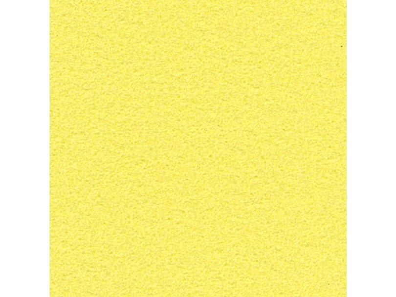 固有の個人竜巻ミニチュア床材を壁にする人形の家の黄色い自己接着カーペットの壁