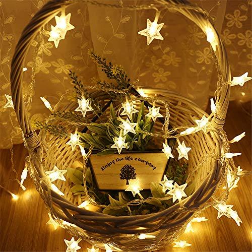 Zorara Cadena Luces - Guirnalda Luces 6M 40 LED -