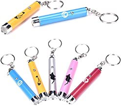 Pet Cat Dog Fun Laser Pointer Lazer Light Pointer LED Training Torch Pen (Blue)