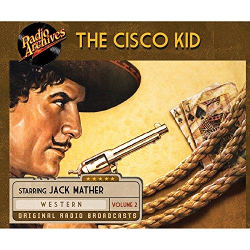 Couverture de Cisco Kid, Volume 2