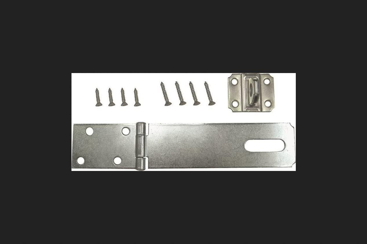 Philadelphia Mall ProSource LR-129-BC3L-PS National products Hardware Hasps Steel