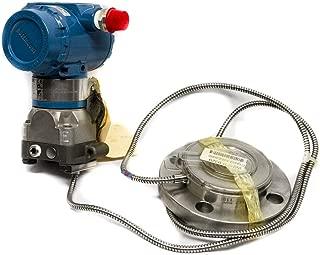 Rosemount 3051CD Differential Coplanar Pressure Transmitter Foundation Fieldbus