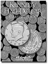 Kennedy Half Dollar Folder Starting 2000