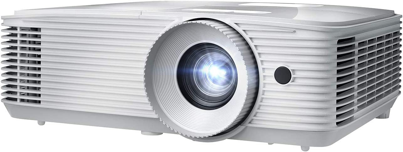 1. Optoma EH412 1080P HDR DLP Professional Projector