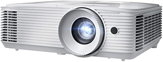 Optoma EH412 1080P HDR DLP Professional Projector | Super Bright 4500 Lumens | Business Presentations, Classrooms, and...