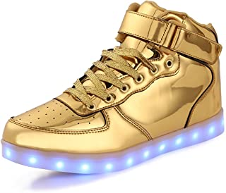 Best kids gold light up shoes Reviews