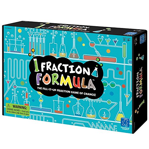 Learning Resources - Fraction Formula(TM) Game [Importado]: Amazon ...