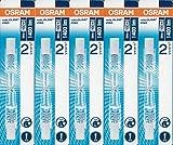5x Osram lampada alogena Haloline Pro, 78mm, R7s, 230V, 80W, 64690