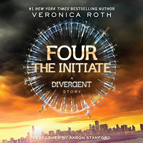 Page de couverture de Four: The Initiate