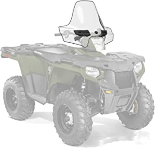 POLARIS SPORTSMAN LOCK AND RIDE XP AND SP TALL WINDSHIELD CLEAR 2880539-409