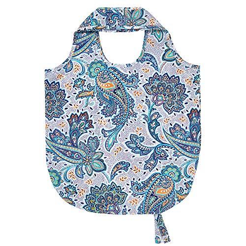 Ulster Weavers Italian Paisley Packable Bag, Multi