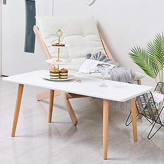 طاولات عالية الجودة وأثاث عصري مستطيل 4 أرجل للقهوة بجانب المنزل والمكتب
