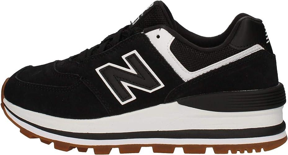 New Balance 574 Sneakers Donna con Zeppa, Articolo WL574CAF ...