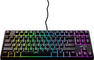 K4 RGB Tenkeyless, Mechanical gaming keyboard with RGB, US - PC