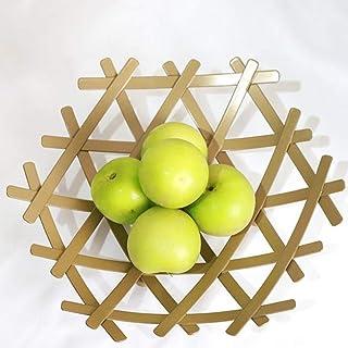 Beautiful Bols de rangement domestique Snacks nordiques, fruits et sécheroles de soleil Paniers de rangement imbriqués Pan...